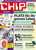 CHIP Plus Halbjahresabo (6 Ausgaben) für 30,75€ mit 25€ Amazon-Gutschein | PC WELT DVD Plus (6 Ausgaben) für 28,50€ mit 25€ Amazon-Gutschein