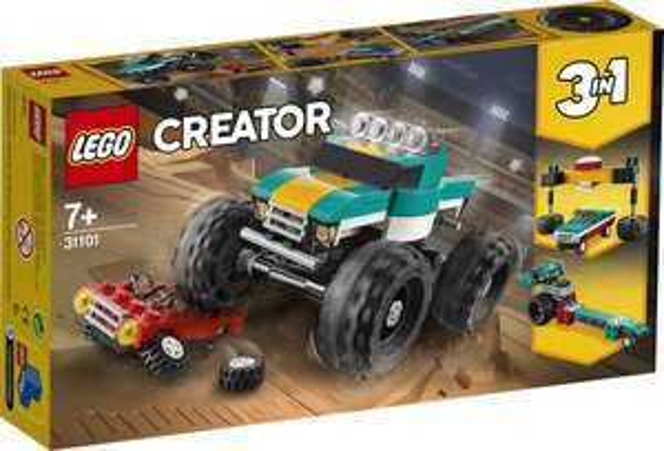 [Thalia Club] LEGO Creator 31101 Monster-Truck