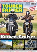 Tourenfahrer Halbjahresabo (6 Ausgaben) für 21,50 € mit 20 € Amazon-Gutschein/ BestChoice