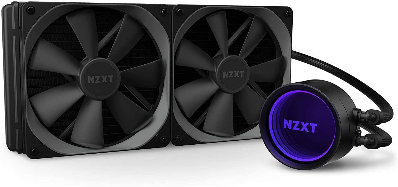 [Sammeldeal] NZXT Kraken X63 280 mm - AIO RGB-CPU-Wasserkühlung (inkl. 2x 140mm-Lüfter) // Z63 196,90€ statt 225€ // M22 58,08€ statt 68,35€