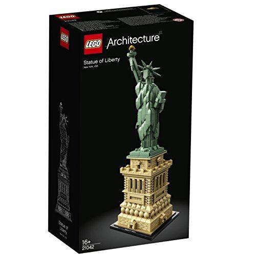 LEGO 21042 Architecture Freiheitsstatue, Mehrfarbig (Amazon/Alternate)