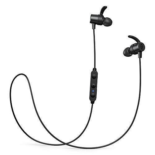 [Amazon Prime] TaoTronics DE TT-BH072 Bluetooth Kopfhörer ( BT 5.0, aptX HD Audio, CVC8.0, Mikrofon, IPX7, 14 Stunden, 3 EQ Einstellungen )