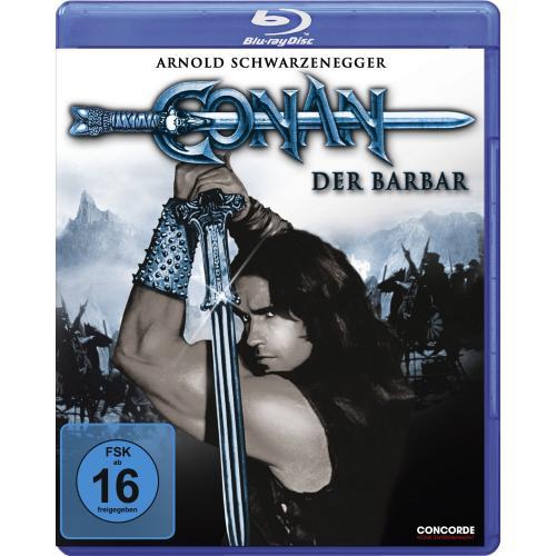 [Amazon]&[4u2play] [Blu-Ray] - Conan der Barbar