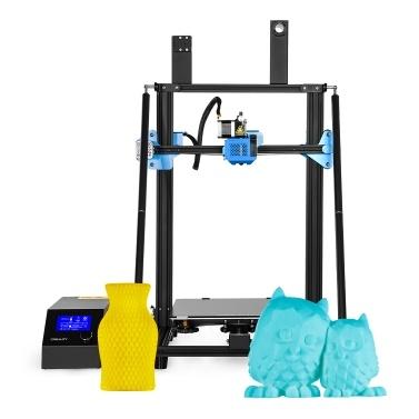 Creality CR-10 V3 3D-Drucker (300x300x400mm Druckfläche, Direct Drive Titan Extruder, duale Z-Achse, Glasplatte, TMC2208 Motherboard)
