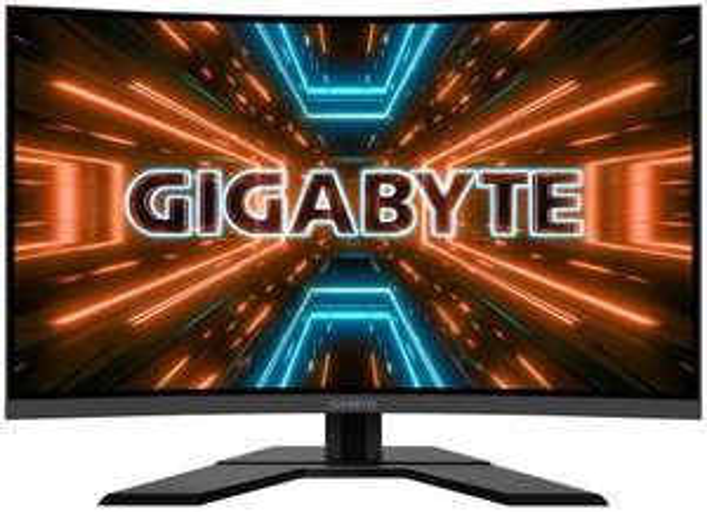 "Gigabyte G32QC 31,5"" WQHD Curved Gaming-Monitor (165 Hz, VA, AMD FreeSync Premium Pro, Adaptive Sync, DisplayPort, HDMI)"