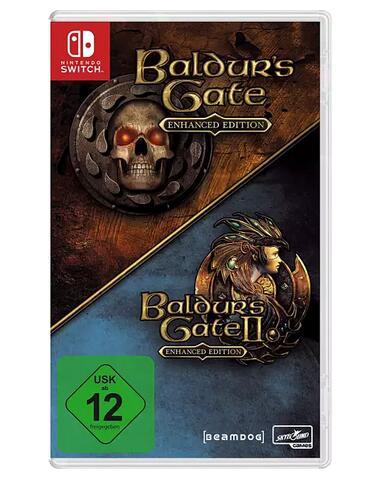 (MM.de) Baldur's Gate: Enhanced Edition & Baldur's Gate II: Enhanced Edition (Switch)