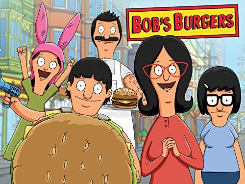 Bob's Burgers Staffeln 1-5 (HD, deutsch und OV) je 9,74€ bei Prime Video