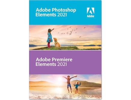 Adobe Dark Deals bei Galaxus - Photoshop und Premiere Elements 2021 (auch einzeln, Box und Download)
