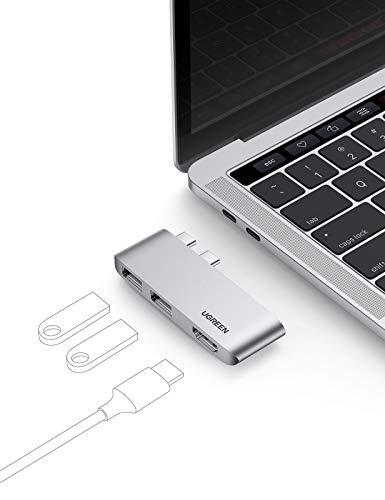 [Amazon Prime] UGREEN Mini USB-C Hub HDMI Adapter ( 2 x USB 3.1, 4K HDMI / 60Hz )