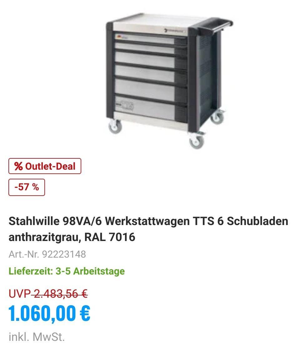 Stahlwille Werkstattwagen (Contorion)