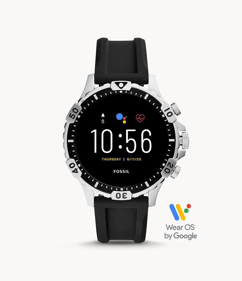 Fossil Garrett HR Smartwatch Gen 5
