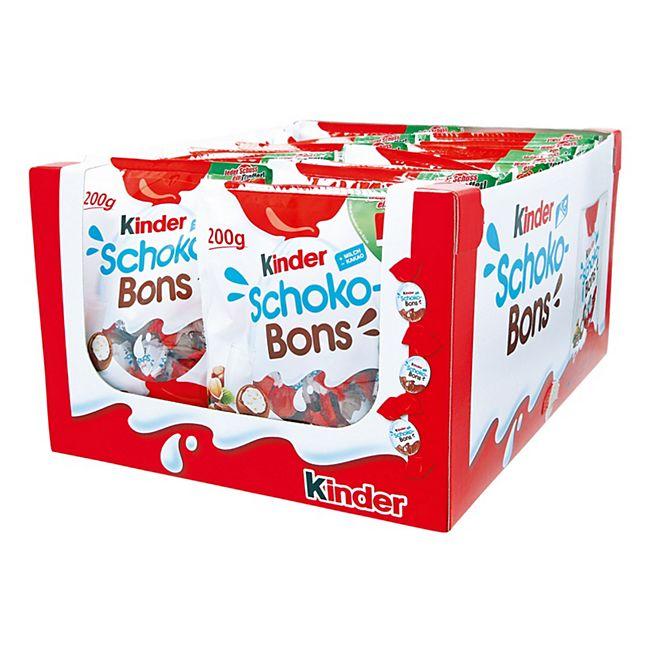 Netto-Online: Ferrero Kinder Schokobons 200 g, 18er Pack