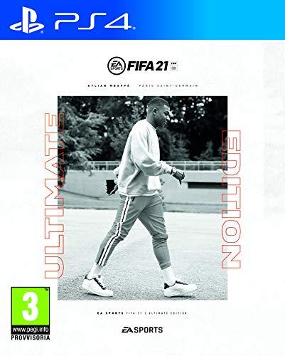 FIFA 21 Ultimate Edition (PS4/PS5 & Xbox/Series X) für 51,62€ (Amazon.it)
