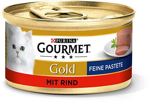 (Amazon Prime/4für3) Purina Gourmet Katzenfutter 48 Dosen für 10,08€ - 0,21€/Dose