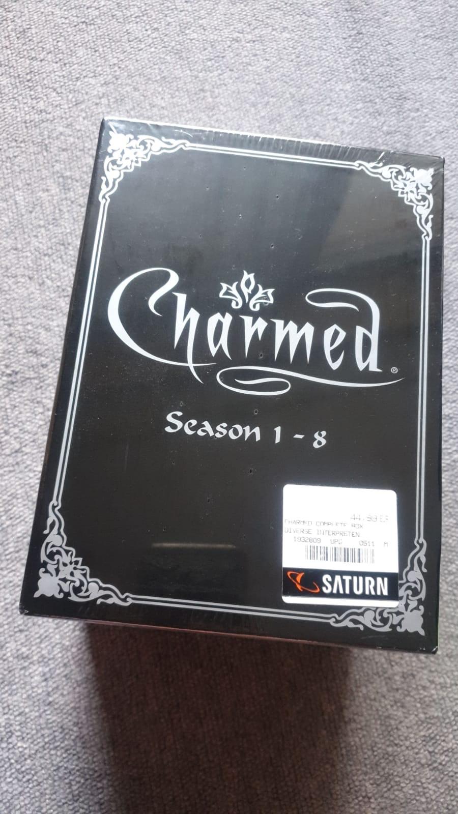 Charmed DVD Staffel 1-8