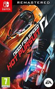 Need for Speed Hot Pursuit Remastered (Switch & PS4 & Xbox One) für je 23,05 € (Amazon.it)