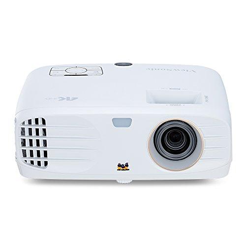 [Amazon.es] Viewsonic PX747-4K UHD Heimkino DLP Beamer (4K, 3.500 ANSI Lumen, 2x HDMI, 10 Watt Lautsprecher, 1.2x optischer Zoom, HDR) weiß