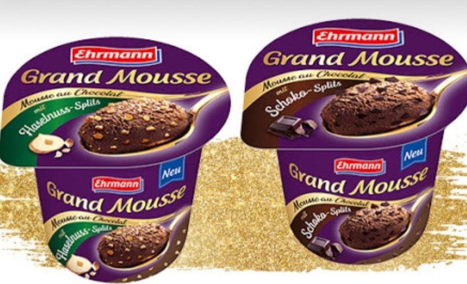 Ehrmann Grand Mousse
