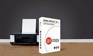 GO COPY 80 70g/m² Kopierpapier 2,00€ für 500 Blatt bei Abnahme von 17 Pakete inkl Versand