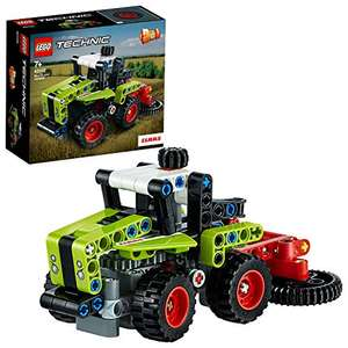 [Amazon oder MM/Saturn] LEGO 42102 Technic Mini CLAAS XERION Traktor & Feldhäcksler 2-in-1