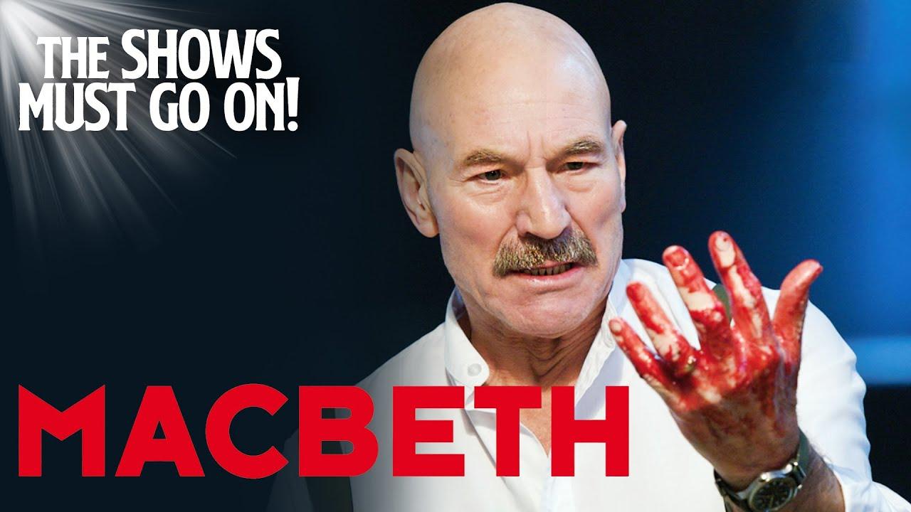 MACBETH - FULL SHOW mit Patrick Stewart (englisch) kostenlos im Stream bis 22.11.