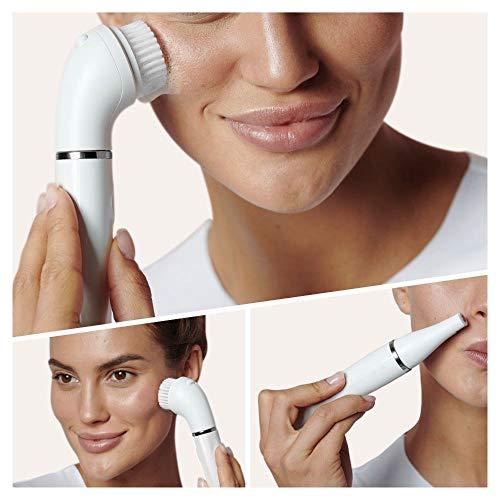 Braun Face Spa Pro 910 Gesichtsmassage und Epillierer