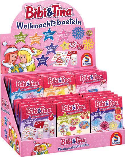 Bibi & Tina Weihnachtsbasteln Kreativ-Set, verschiedene Sets zu je 3,87€, Aldi Süd ab 30.11.20
