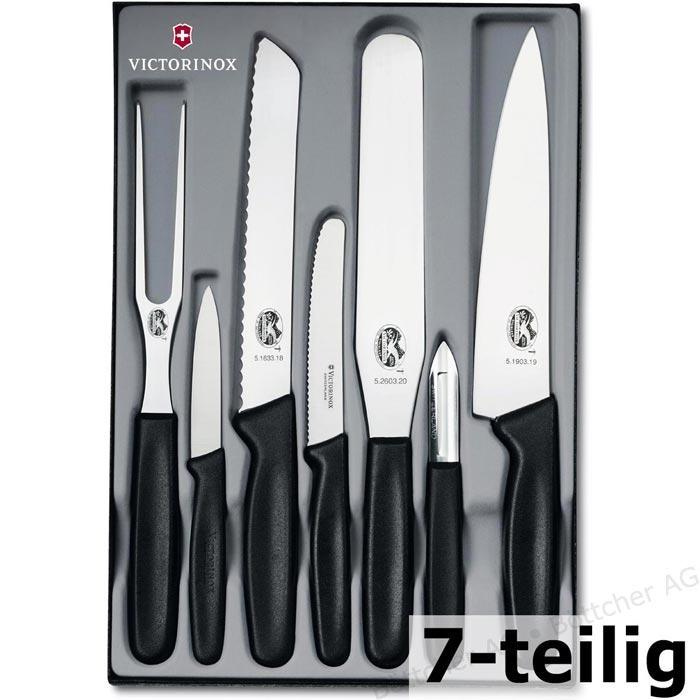(Böttcher AG) Victorinox Küchengarnitur 7-teilig Messerset