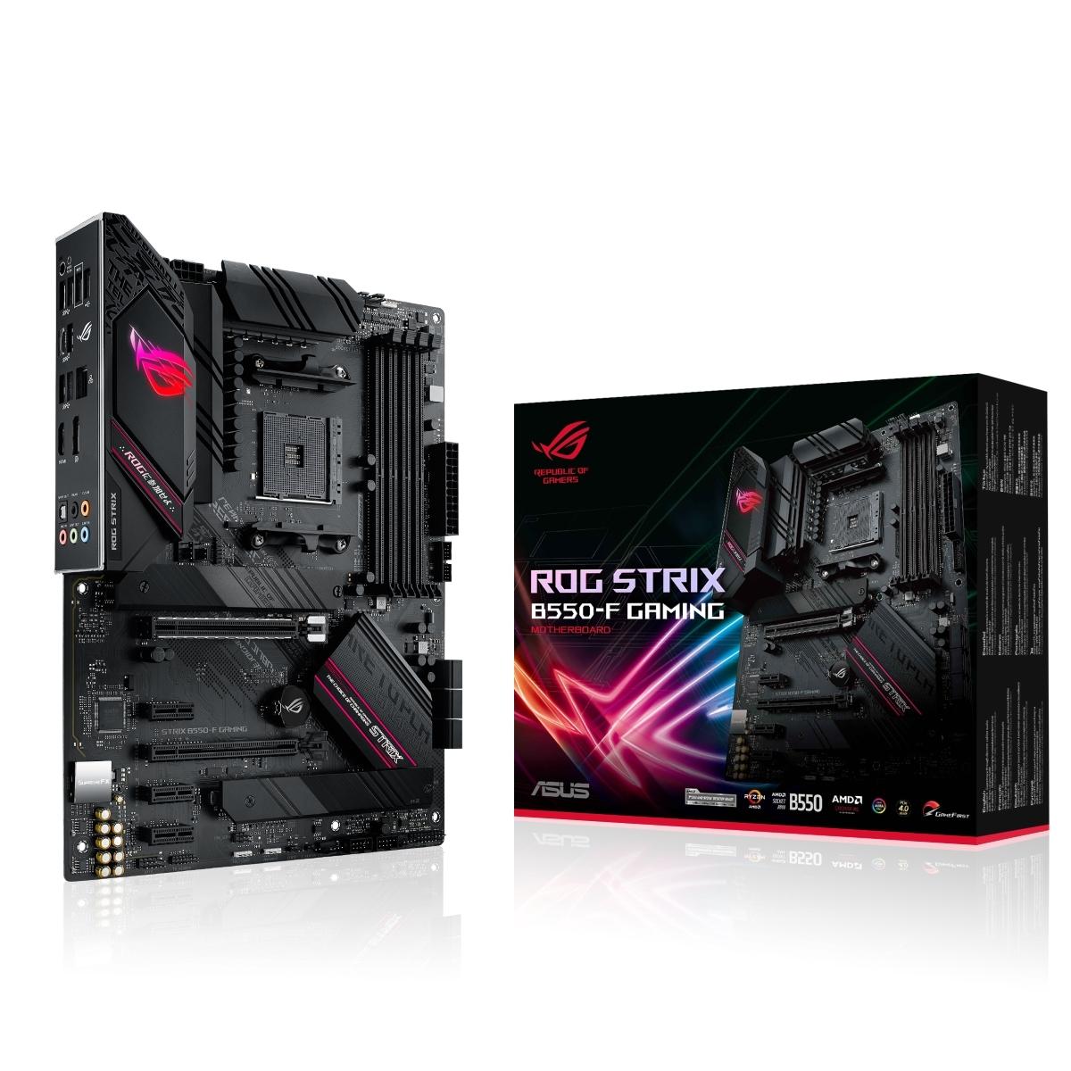 Asus ROG STRIX B550F Gaming für 179€ bei [abzgl. 25€ Cashback]
