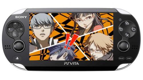 [voelkner]  Persona 4 für Playstation Vita für 28,22€ vorbestellen!