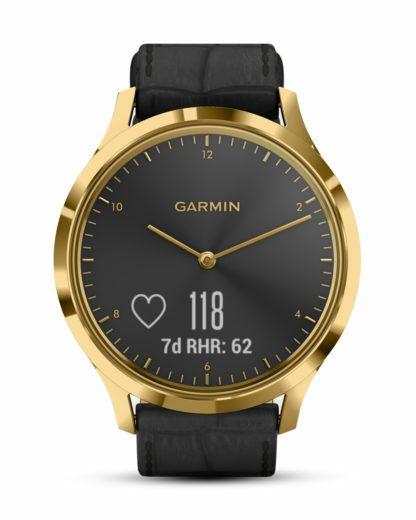 Garmin Vivomove HR Premium Uhr 010-01850-AC