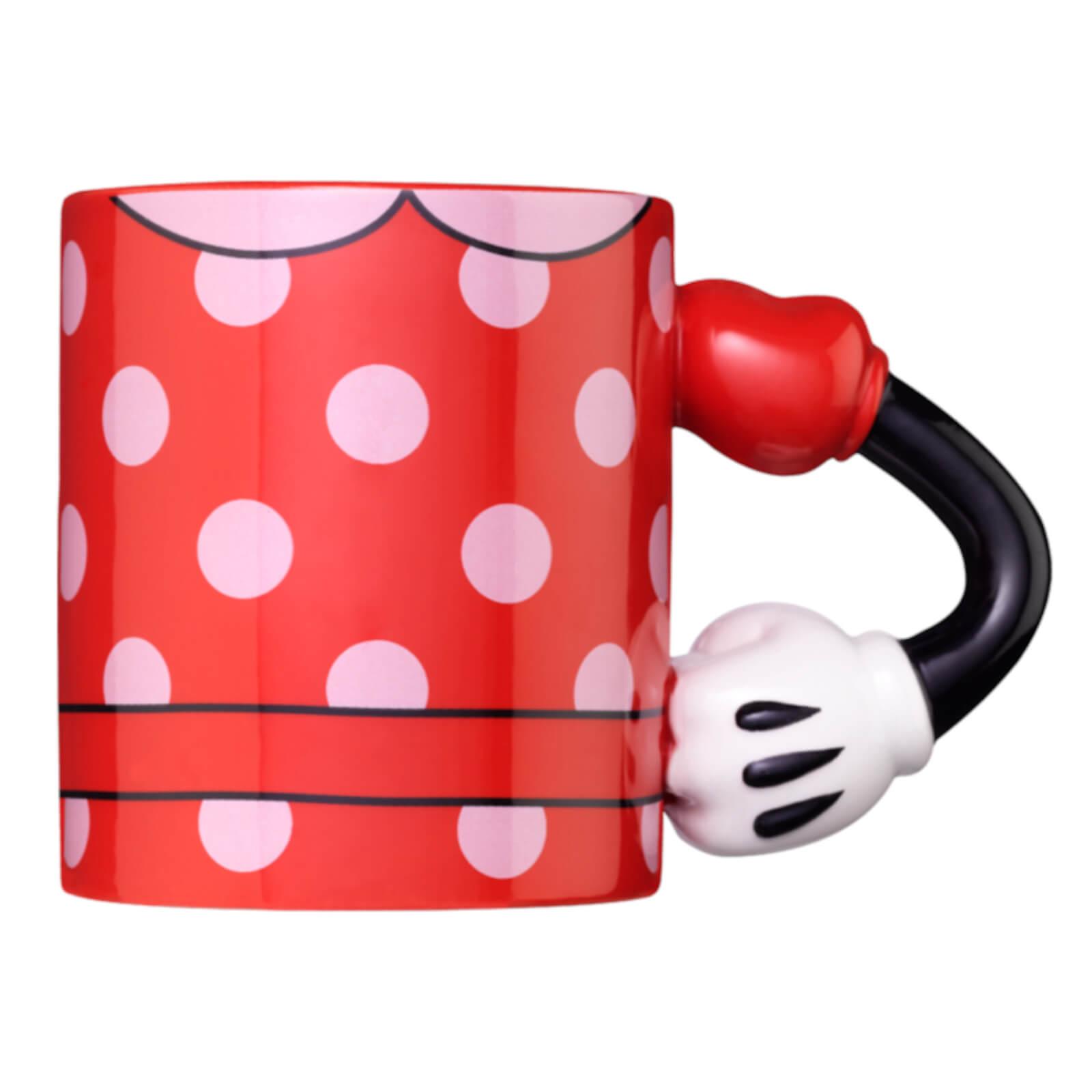3 Disney Tassen mit 3D Arm, 350ml für zusammen 23,49€ inklusive Versand (Minnie, Donald, Pluto, Daisy)