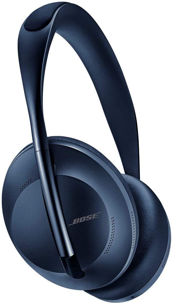 Bose Noise Cancelling Headphones 700– Kabellose Bluetooth-Kopfhörer mit Alexa-Sprachsteuerung, Triple Midnight [Amazon]
