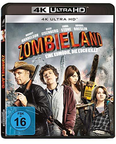 Zombieland (4K UHD) (Amazon Prime)