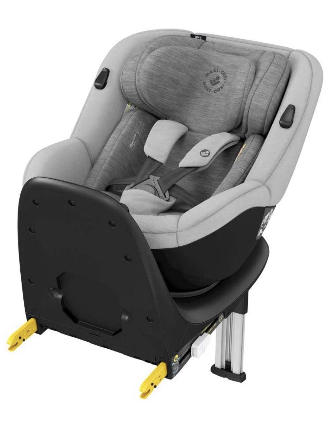 MaxiCosi Mica 360 Grad drehbar i-Size Kindersitz