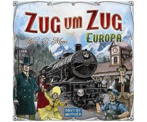 Zug um Zug Deutschland/Meine erste Reise/Standard