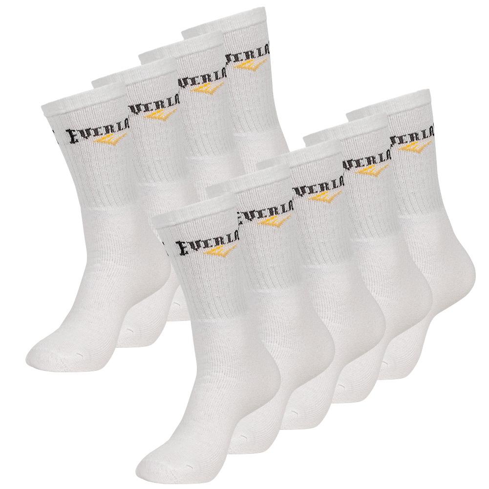 Everlast 9er-Pack Unisex Sport-Socken für 6,66€ + 3,95€ VSK (Größe 39-42 oder 43-46) [SportSpar]