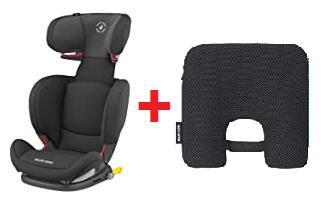 """Maxi-Cosi Kindersitz """"RodiFix AirProtect"""" (Für Kinder von 15 bis 36 kg, 3.5 bis 12 Jahre, Mit Isofix) + e-Safety-Kissen [Amazon]"""