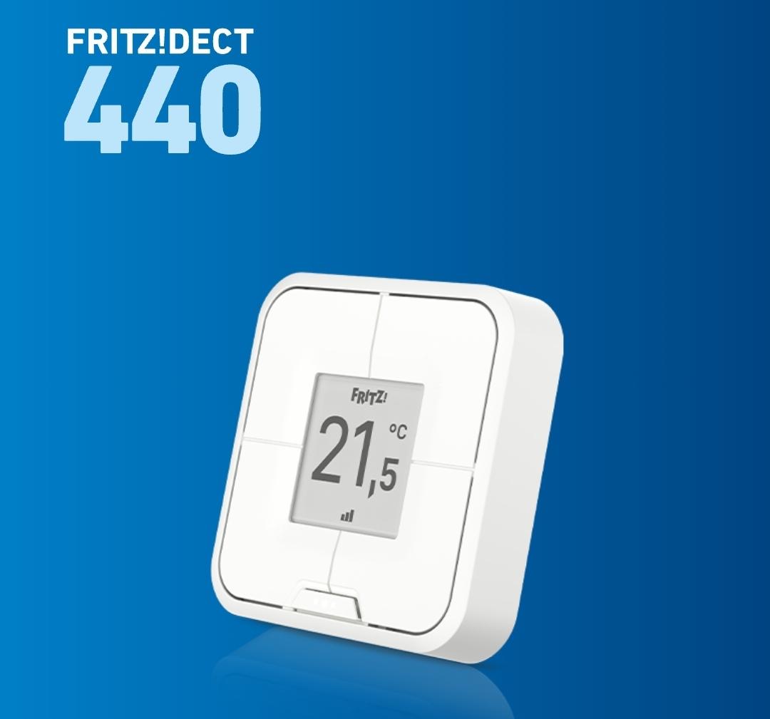 [1&1 DSL Kunden] AVM Fritz DECT 440