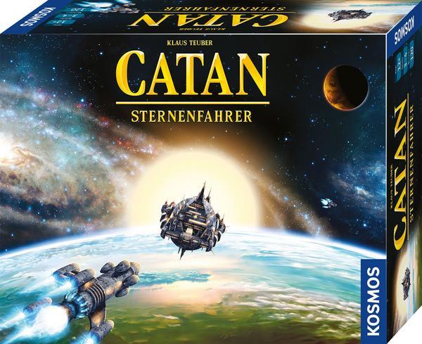 Die Siedler von Catan - Sternenfahrer (69318)