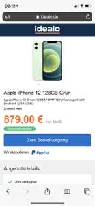 iPhone 12 128GB (Differenzbesteuert)