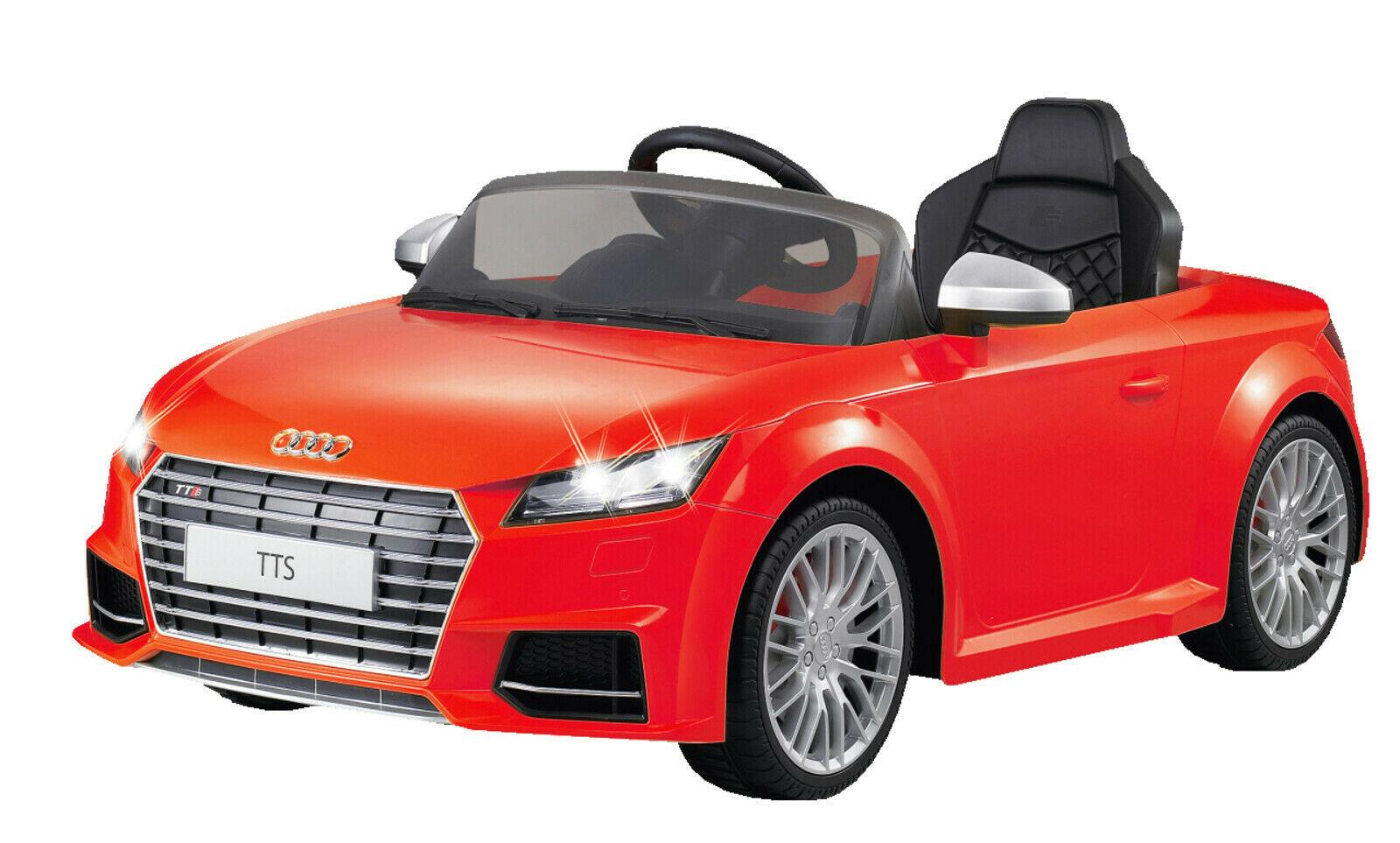 [Mediamarkt] JAMARA KIDS 405040 Audi TTS Roadster Ride-On Car, Rot