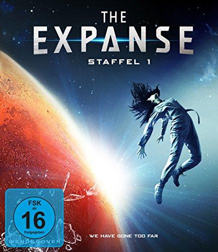 The Expanse - Staffel 1 Blu-ray Amazon Prime
