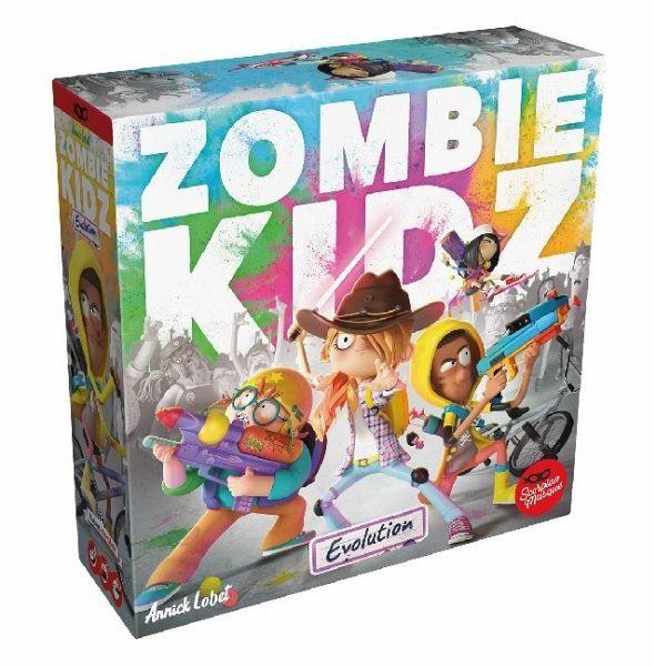 "[buecher.de] Kooperatives Legacy Brettspiel ""Zombie Kidz Evolution"" für 19,79€"