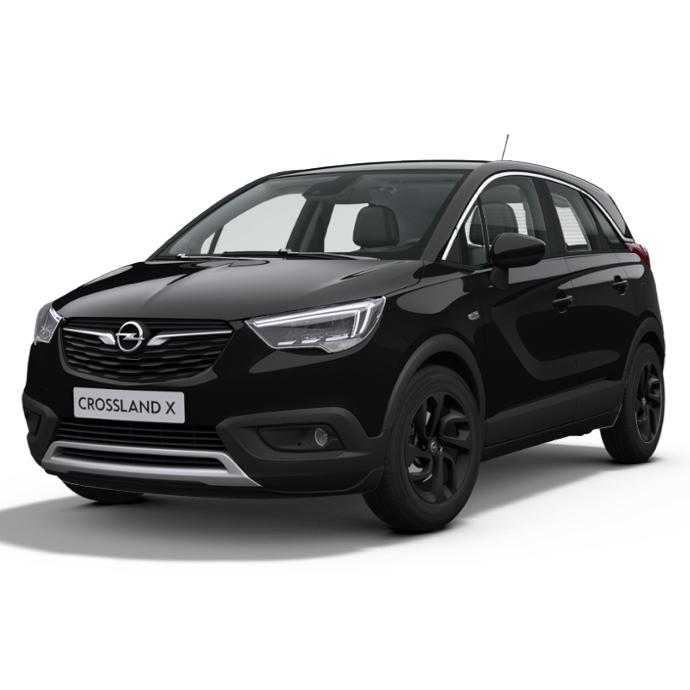 [Gewerbeleasing] Opel Crossland X Edition 1.2 (83 PS) mtl. 69€ + 858€ ÜF (eff. mtl. 104,74€), LF 0,36, GF 0,55, 24 Monate