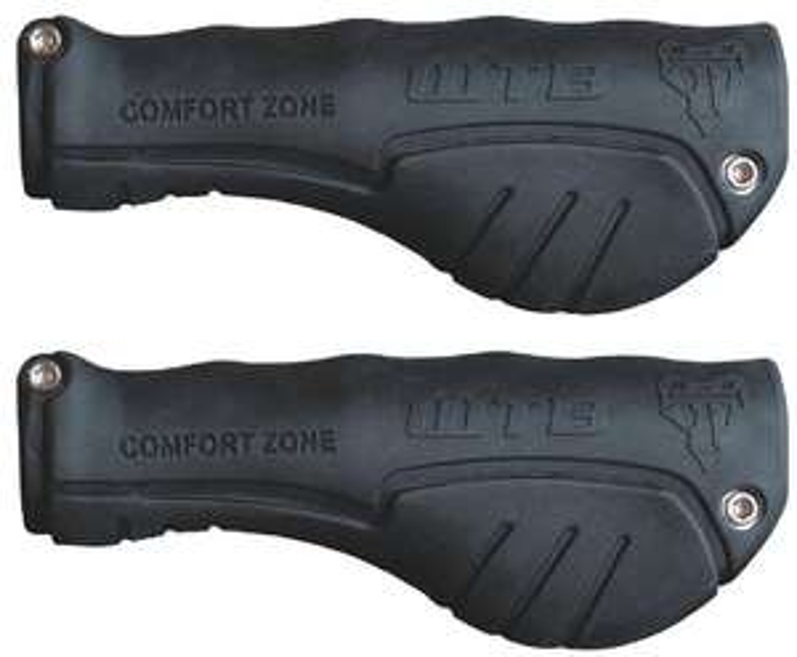 Fahrrad Lenkergriffe WTB Comfort Zone Clamp-On Lenkergriffe