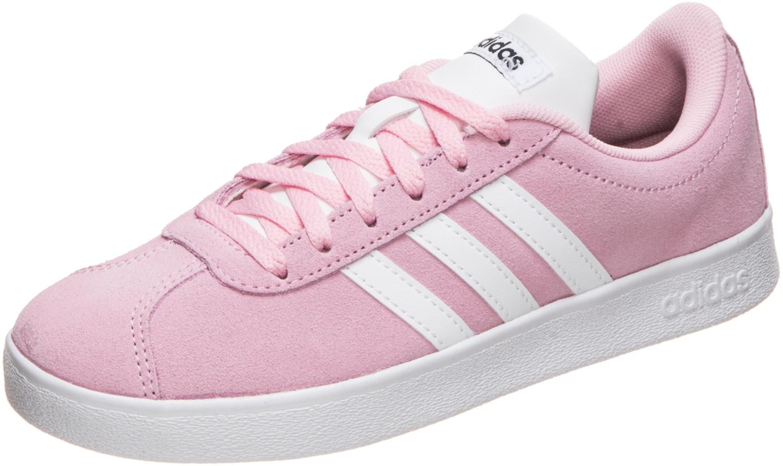 ADIDAS VL Court 2.0 Sneaker Kinder F36375 / Größen 35 - 39 1/3.
