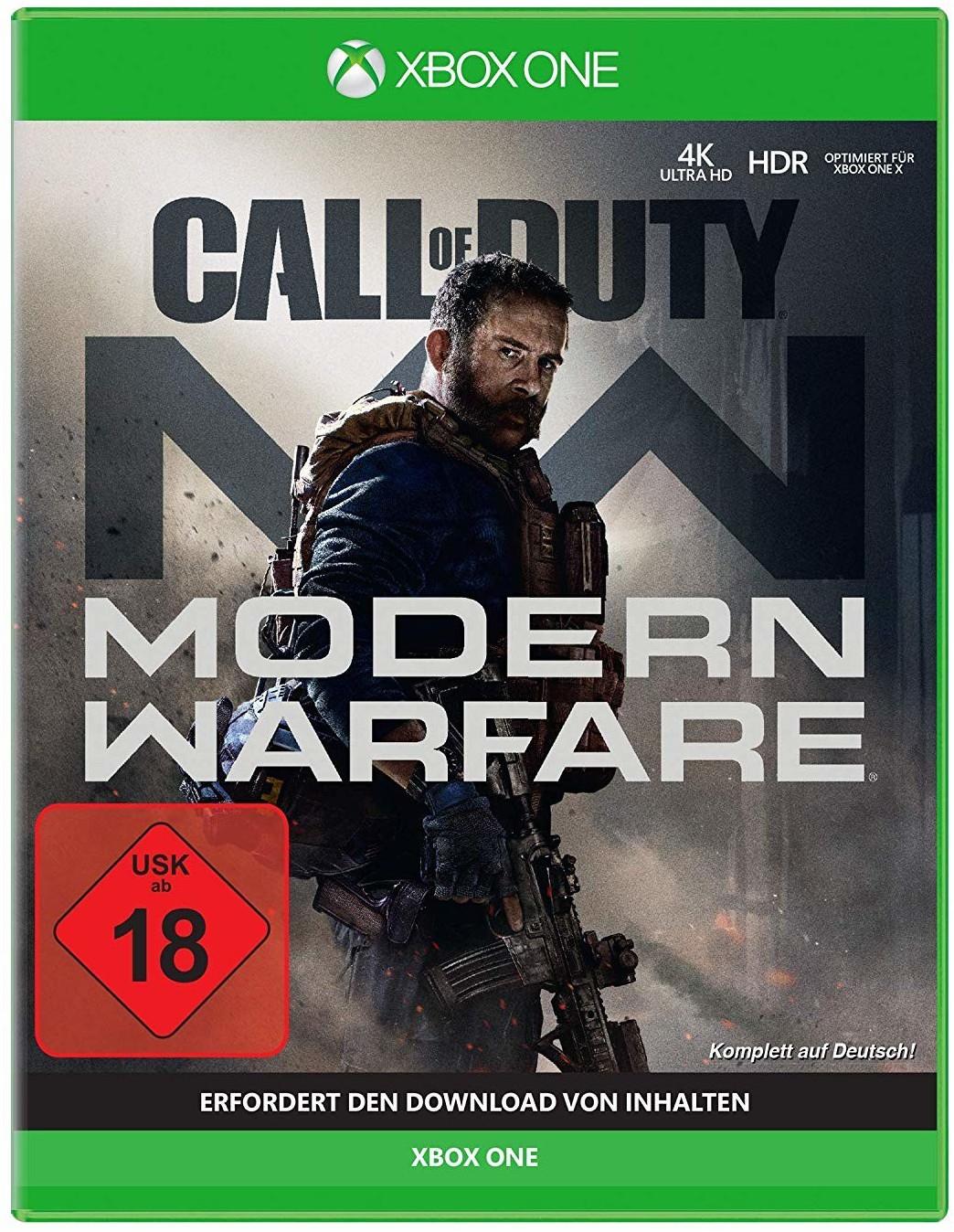 Call of Duty Modern Warfare XBOX One (ggf. Lokal Bonn)