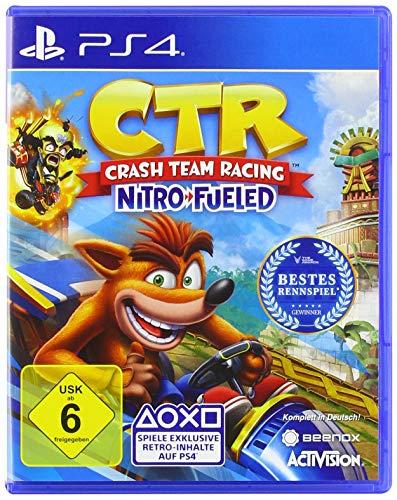Crash Team Racing Nitro-Fueled für 17,99€ (PS4), 20,49€ (Xbox) oder Switch für 22,22€ (Amazon Prime)