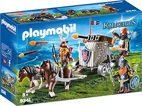 [Prime oder Playmobil] Playmobil 9341 - Ponygespann mit Zwergenballiste Spiel